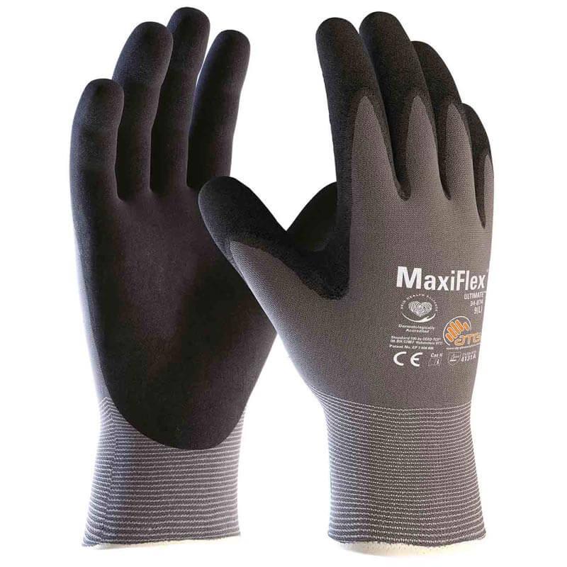 MaxiFlex® Ultimate™ Nylon-Strickhandschuh