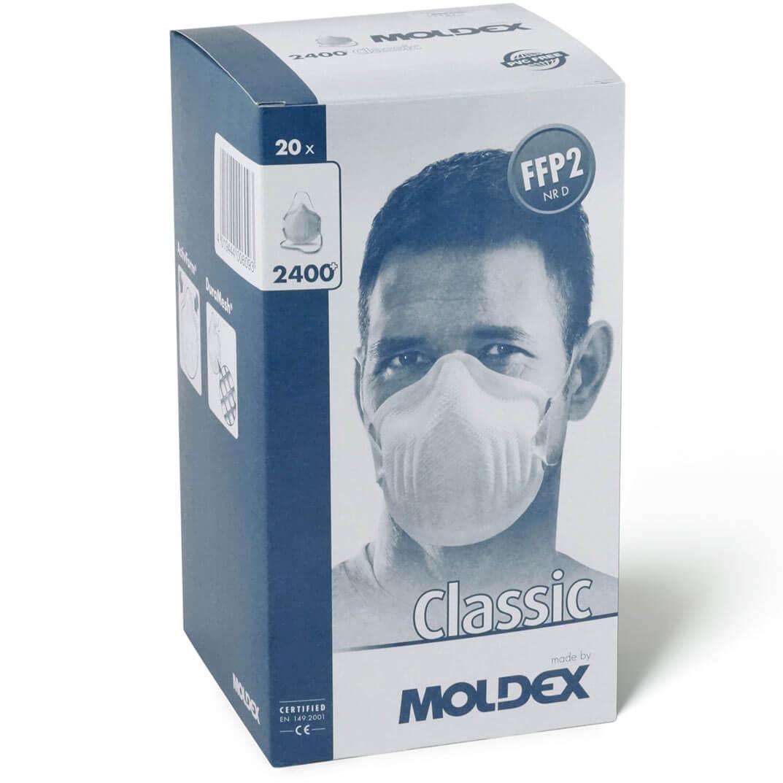 Atemschutzmaske FFP2 NR D